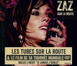 ZAZ - Sur La Route (CD+DVD) [ CD ]