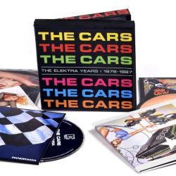 THE CARS - The Elektra Years 1978-1987 (6CD) [ CD ]