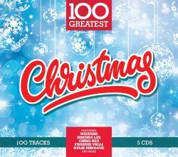100 Greatest Christmas - Various Artists (5CD) [ CD ]