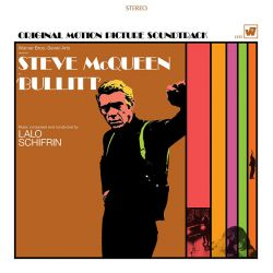 Lalo Schifrin - Bullitt (Original Motion Picture Soundtrack) (Limited Edition) (Vinyl) [ LP ]