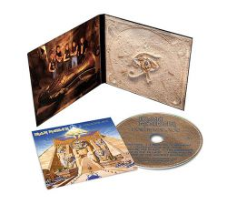 Iron Maiden - Powerslave (2015 Remastered, Digipak) [ CD ]
