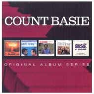 Count Basie - Original Album Series (5CD) [ CD ]