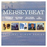 Merseybeat - Original Album Series - Various Artists (5CD) [ CD ]