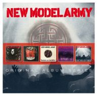 New Model Army - Original Album Series (5CD) [ CD ]