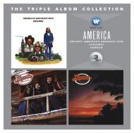 America - Triple Album Collection (3CD) [ CD ]
