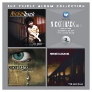 Nickelback - Triple Album Collection Vol.1 (3CD) [ CD ]