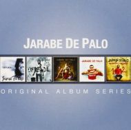 Jarabe De Palo - Original Album Series (5CD) [ CD ]