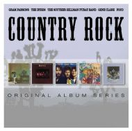 Country Rock - Original Album Series - Various Artists (5CD) [ CD ]