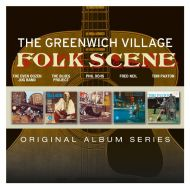 The Greenwich Village Folk Scene - Original Album Series - Various Artists (5CD) [ CD ]