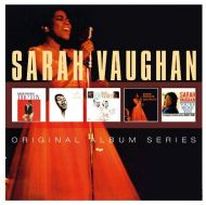 Sarah Vaughan - Original Album Series (5CD) [ CD ]