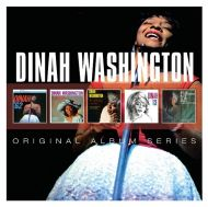 Dinah Washington - Original Album Series (5CD) [ CD ]