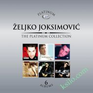 ZELJKO JOKSIMOVIC - Platinum Collection (6CD) [ CD ]