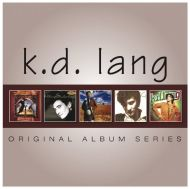 K. D. Lang - Original Album Series (5CD) [ CD ]