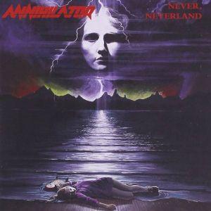 Annihilator - Never, Neverland (Reissue) [ CD ]