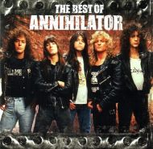 Annihilator - The Best Of Annihilator [ CD ]