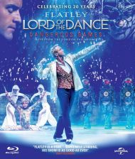 Michael Flatley - Michael Flatley's Lord Of The Dance: Dangerous Games (Blu-Ray) [ BLU-RAY ]