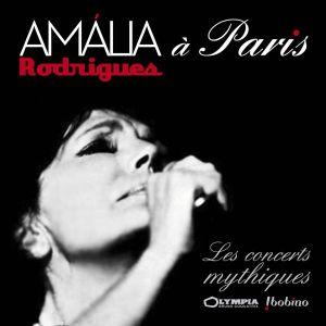 Amalia Rodrigues - Amália à Paris - Les Concerts Mythiques : L'Olympia & Bobino (2CD) [ CD ]
