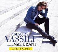 Amaury Vassili - Amaury Vassili Chante Mike Brant (Special Edition -Cd+Dvd) (CD with DVD) [ CD ]