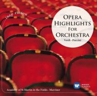 Verdi, G. & Puccini, G. - Opera Highlights For Orchestra [ CD ]