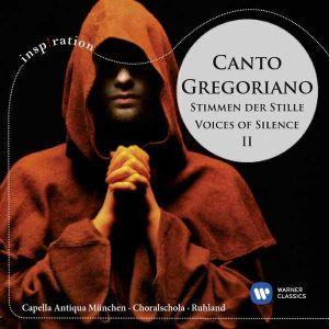 Capella Antiqua Munchen - Canto Gregoriano - Voices Of Silence II [ CD ]