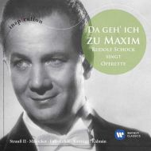 Rudolf Schock - Rudolf Schock Singt Operette [ CD ]