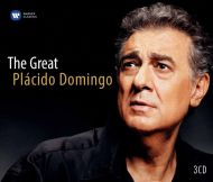 Placido Domingo - The Great Placido Domingo (3CD) [ CD ]