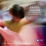 Wiener Johann Strauss Orchester - Kaiserwalzer: Best Loved Strauss Waltzes [ CD ]