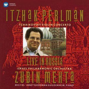 Itzhak Perlman - Live In Russia [ CD ]