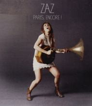 Zaz - Paris, encore! (Live At Stuttgart Jazz Open 2015) (Blu-Ray) [ BLU-RAY ]