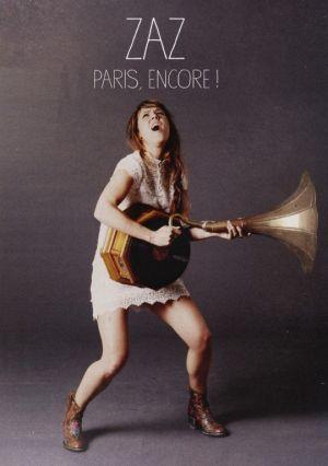Zaz - Paris, encore ! (Live At Stuttgart Jazz Open 2015) (DVD-Video) [ DVD ]