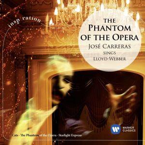 Jose Carreras - Phantom Of The Opera [ CD ]