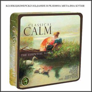 Classical Calm: The Essential Album - Various Artists (3CD Tin Box) [ CD ]