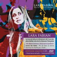 Lara Fabian - Ma vie dans la tienne (CD with DVD) [ CD ]