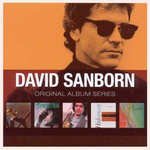 David Sanborn - Original Album Series (5CD) [ CD ]