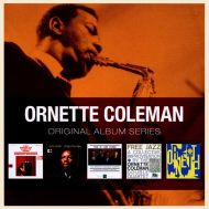 Ornette Coleman - Original Album Series (5CD) [ CD ]