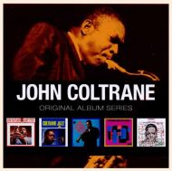 John Coltrane - Original Album Series (5CD) [ CD ]