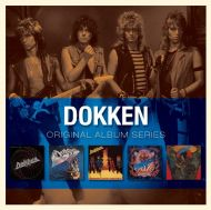 Dokken - Original Album Series (5CD) [ CD ]