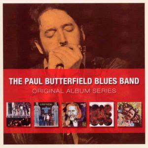 Paul Butterfield - Original Album Series (5CD) [ CD ]
