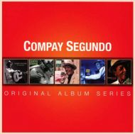 Compay Segundo - Original Album Series (5CD) [ CD ]