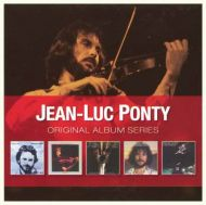 Jean-Luc Ponty - Original Album Series Vol.1 (5CD) [ CD ]