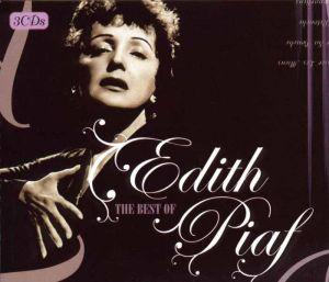 Edith Piaf - The Best Of Edith Piaf (3CD) [ CD ]