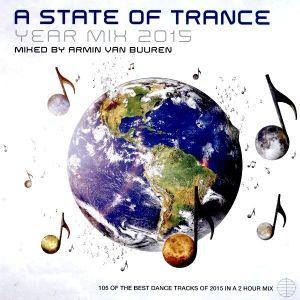 Armin Van Buuren - A State of Trance Year Mix 2015 (2CD) [ CD ]