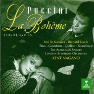 Puccini, G. - La Boheme (highlights) [ CD ]