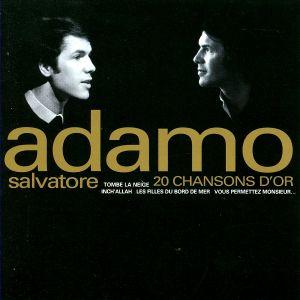 Salvatore Adamo - 20 chansons d'or [ CD ]