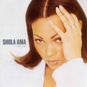 Shola Ama - Much Love [ CD ]