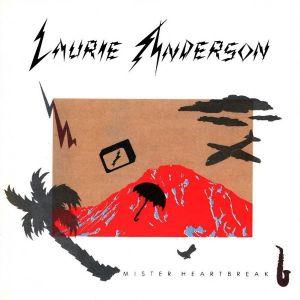 Laurie Anderson - Mister Heartbreak [ CD ]