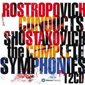 Shostakovich, D. - The Complete Symphonies (12CD Box) [ CD ]