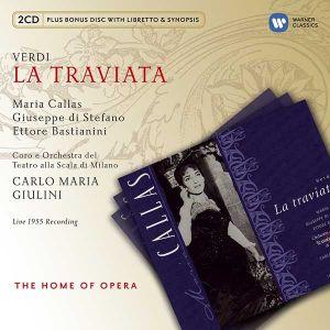Verdi, G. - La Traviata (3CD) [ CD ]