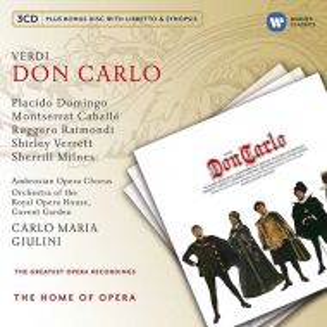 Verdi, G. - Don Carlo (4CD) [ CD ]