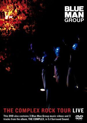 Blue Man Group - The Complex Rock Tour Live (DVD-Video) [ DVD ]
